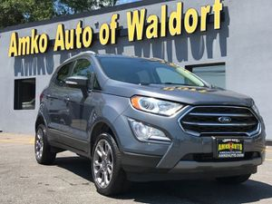 2018 Ford Ecosport for Sale in District Heights, MD