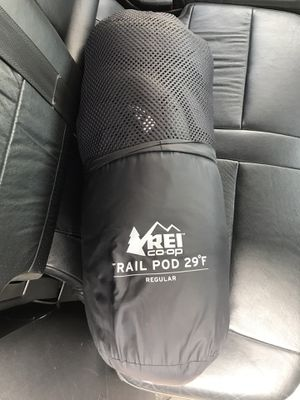 REI Sleeping bag and Tent for Sale in Harrison, NJ