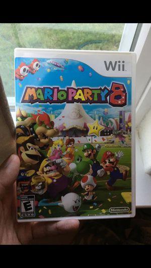 Mario Party 8 for Sale in Haltom City, TX