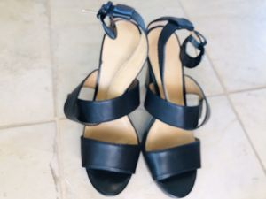 Strappy heels Nine West genuine leather for Sale in Renton, WA