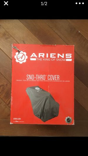 "Ariens Snowblowers cover 20-36"" for Sale in Chicago, IL"