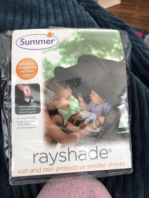 Summer infant stroller shade protector for Sale in Glendale, CA