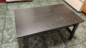 Black Coffee Table for Sale in Roanoke, VA