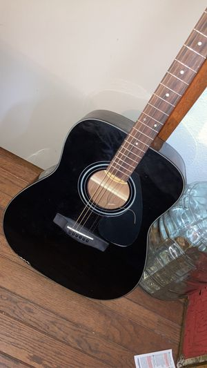Acoustic Guitar with Bag for Sale in Port Orchard, WA