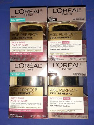 Loreal rosy tone moisturizer 4 pack lot for Sale in Erie, PA