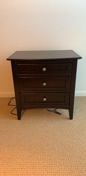 Bedside table dresser for Sale in Portland, OR