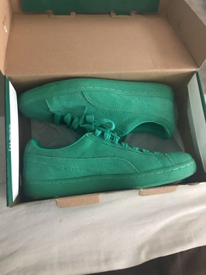 Puma suede classic ice mix Jr. for Sale in Raleigh, NC