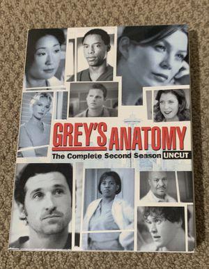Grey's Anatomy Season 2 for Sale in Fort Worth, TX