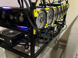 Mining Rig 431mh/s All New Cards. All RTX for Sale in Fort Lauderdale,  FL
