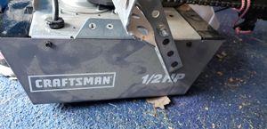 Craftsman garage door opener for Sale in Colorado Springs, CO