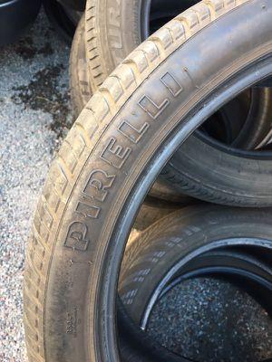 Pirelli pzeroRocco (4) 275-35-20 for Sale in San Diego, CA
