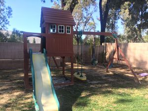 Kids Swing Set for Sale in Moreno Valley, CA