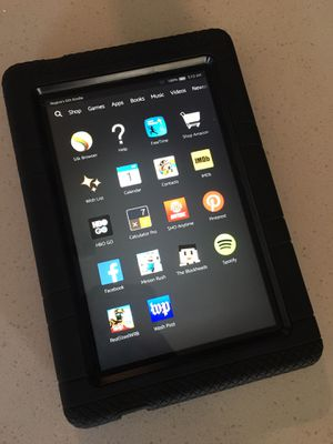 Amazon fire HD tablet for Sale in Lakewood, CO