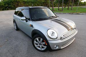 2008 mini clubman. Cooper Hatchback 3D for Sale in Cutler Bay, FL