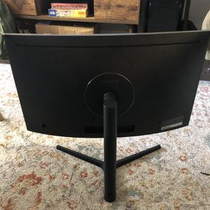 Samsung curved 144hz monitor for Sale in Long Beach, CA
