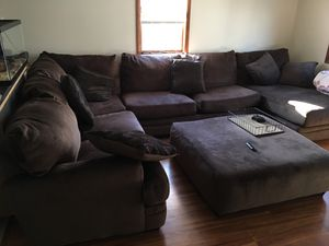 Bobs Furniture Sectional Set for Sale in Boston, MA