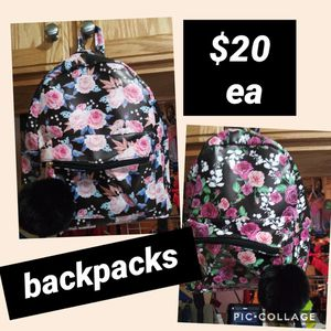 New floral back pack for Sale in Fresno, CA