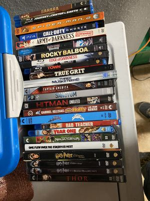 DVD lot must buy all for Sale in Kaneohe, HI