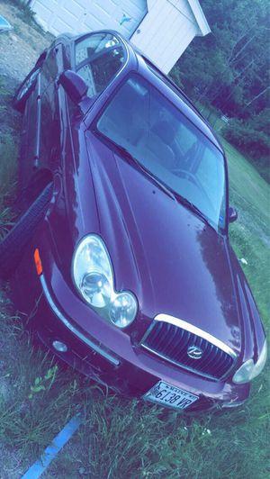 2005 Hyundai Sonata for Sale in Canaan, ME