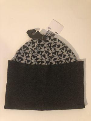 Michael Kors winter hat black & white for Sale in Flint, MI