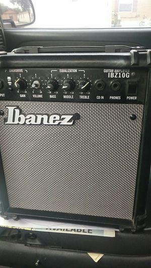 Ibanez guitar amplifier for Sale in Wichita, KS