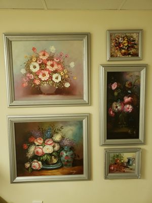 5 Still Life Oil Paintings for Sale in Crofton, MD