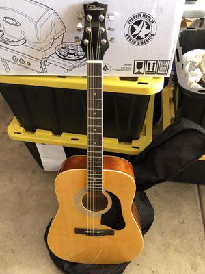 Silvertone guitar and bag, strap, pick for Sale in Phoenix, AZ