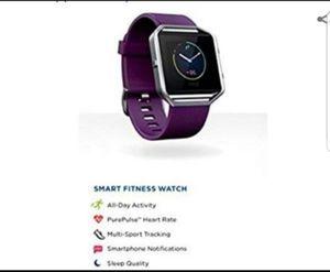 Fitbit blaze fitness watch for Sale in Tamarac, FL