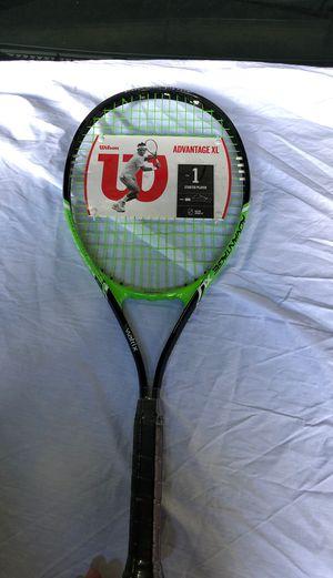 Wilson tennis racket 112 inches for Sale in Hialeah Gardens, FL