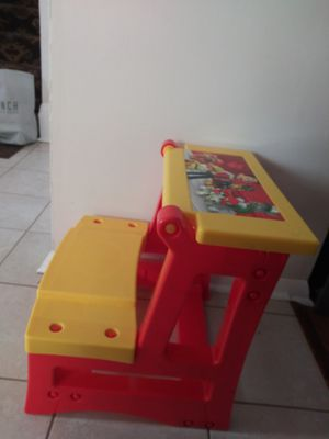 Kid's PAW Patrol Desk and Chair in one for Sale in Laurel, MD