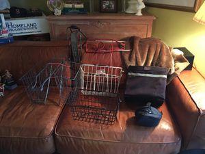 Bike baskets and Racks for Sale in Newton, MA