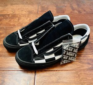 *RARE* BARNEYS NEW YORK x VANS Exclusive Collaboration - Checkered - Sz 12 (US) Men's - Brand New! for Sale in Lomita, CA