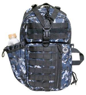 Tactical Sling Shoulder Hiking Backpack,Camouflage for Sale in Kansas City, MO