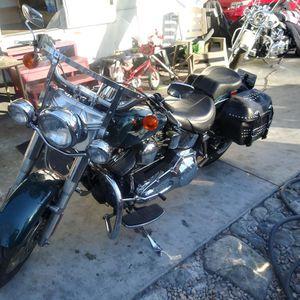 2002 Harley Davidson Fatboy for Sale in Pomona, CA