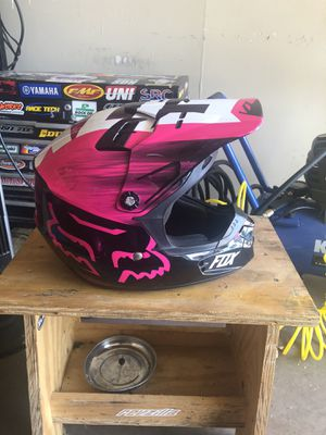 Dirt bike helmets: Adult Large and Youth Large. for Sale in San Angelo, TX