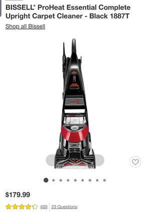 BISSELL® ProHeat Carpet Cleaner for Sale in Santa Ana, CA