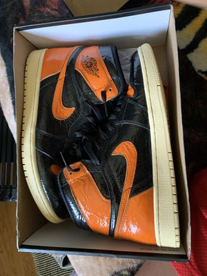 Jordan 1 shattered backboards 3.0 for Sale in Fairfax, VA