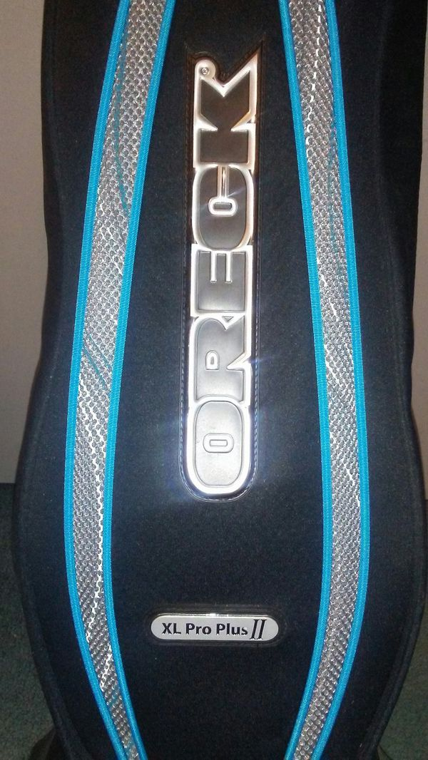 Oreck xl pro plus ll vacuum