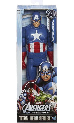 "Avengers Titan Hero Captain America 12"" Action Figure for Sale in Los Angeles, CA"