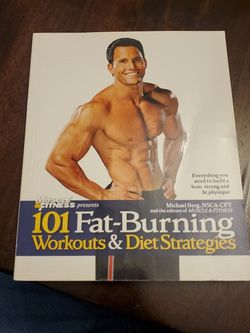 101 Fat Burning Workouts And Diet Strategies for Sale in Meridian,  ID