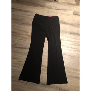 Charlotte Russe size 0 flared dress pants like new for Sale in Seattle, WA