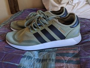 Brand new mens adidas shoes for Sale in Seattle, WA