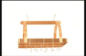 New!! Old Dutch Copper Pot Rack for Sale in Gig Harbor, WA