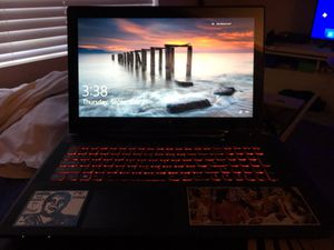 Lenovo Y50-70 Touch laptop for Sale in Scottsdale, AZ