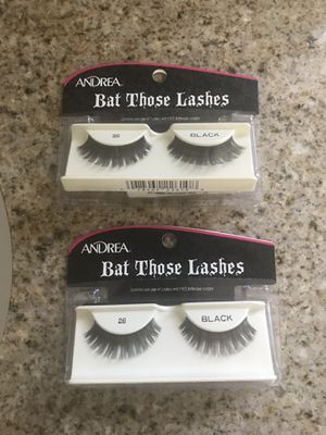 FREE Andrea Bat Eyelashes for Sale in Los Angeles, CA