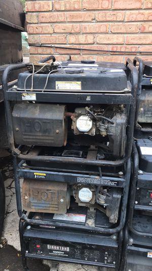 Generators gasoline prices 200 for Sale in Bolingbrook, IL