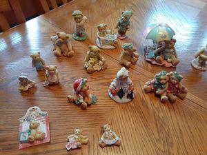 Cherish Teddy's Figurines for Sale in Fall River, MA