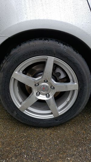 Voxx wheels and tires 5x120 for Sale in Graham, WA