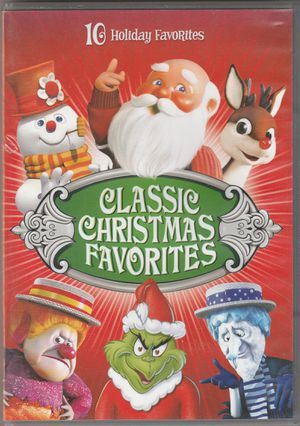 Classic Christmas Favorites (DVD, 2013, 4-Disc Set) for Sale in Stockton, CA
