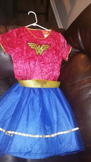 Wonder woman costume for girl for Sale in Fort Worth, TX